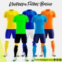 Uniforme Futbol Básico