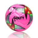 Balón Fútbol Golty Forza Profesional #5 Rosa Edicion Especial